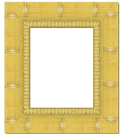 Amazoncom 24x30 24 X 30 Natural Bamboo Solid Wood Frame With Uv