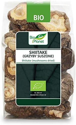 Shiitake (champiñones secos) BIO 50 g - BIO PLANET: Amazon.es ...