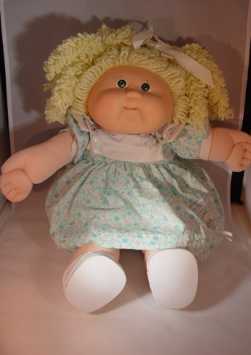 Vintage Cabbage Patch Doll - 3