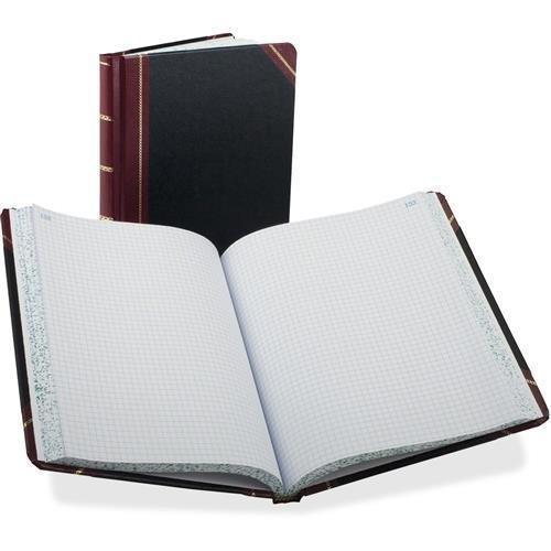 21-300-Q Boorum & Pease 21 Columnar Book - 150 Sheet(s) - Thread Sewn - 8.12