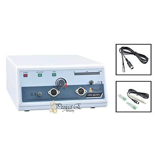Project E Beauty Pro 2 in 1 Freckles Age Spots Hair Removal Remove Beauty Facial Skin Salon Machine a
