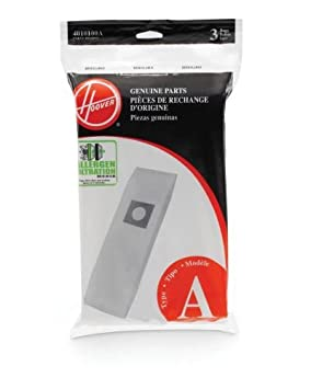 Hoover Type A Allergen Bag - 3 pack, 4010100A