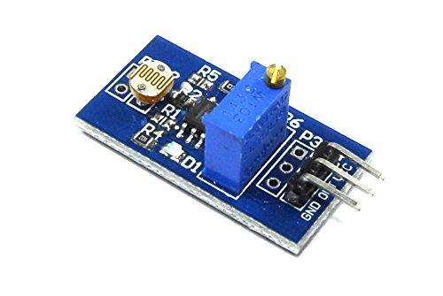 LC Technology LDR Sensor Module Light Dependant Resistor Photo LC-393-Photosensitive