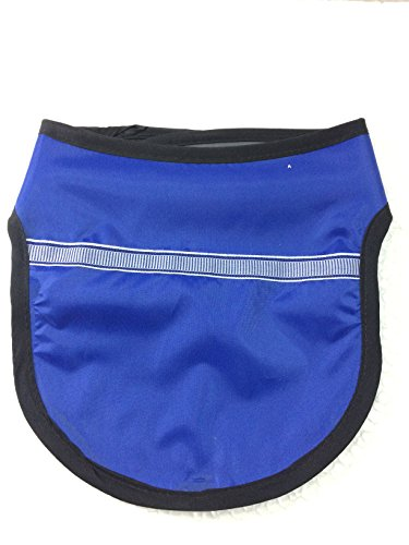 Xray Protective Thyroid Shield (Thyroid Collar) – 0.5mm Lead (pb) Equivalency Protection Wear by Hell Blues (Image #1)