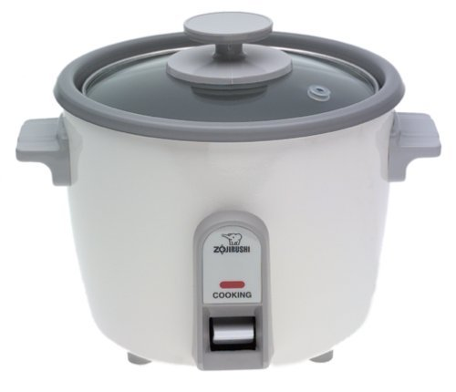 Zojirushi NHS-06 3-Cup (Uncooked) Rice Cooker by Zojirushi [並行輸入品]   B017YAT54A