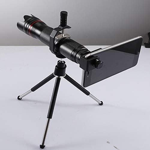 WQYRLJ Lente De Cámara del Telescopio Universal del Teléfono Móvil HD 16-35X Zoom Teleobjetivo Inteligente Externa para iPhone/Android/Smartphone: Amazon.es: Deportes y aire libre