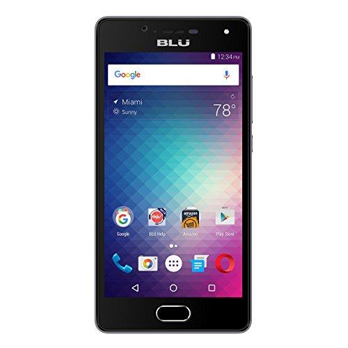 T720 Cell Phones Slim Battery - BLU Studio Touch S0211UU 16GB Unlocked GSM Smartphone Black