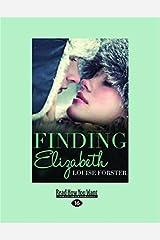 Finding Elizabeth Paperback