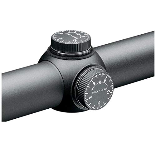 Redfield Revolution 3-9x40mm Riflescope with Accu-Range Reticle, Matte Black
