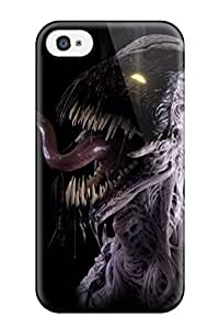 4/4s Awesome Case Cover Compatible With Iphone 4/4s Menacing Venom