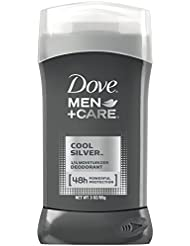 Dove Men+Care Deodorant Stick, Cool Silver 3 oz