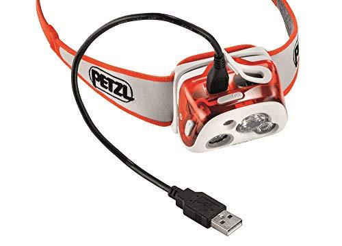 Petzl - REACTIK+ Headlamp, 300 Lumens, Bluetooth Enabled, Orange by PETZL (Image #6)