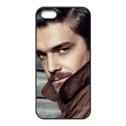 Maxim Matveev Wide coque iPhone 5 5S cellulaire cas coque de téléphone cas téléphone cellulaire noir couvercle EOKXLLNCD25896