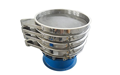 220V 750W Electric 31.5'' Diameter Three Layers Stainless Steel Powder Vibrating Machine Shaker Screen by shaker (Image #5)