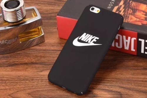 Nike iPhone 8 Plus Case -BLACK