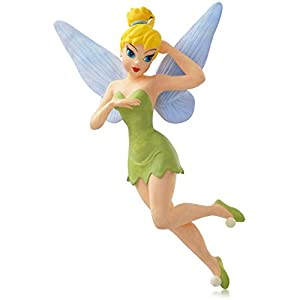 1 X Pretty Pixie – Tinker Bell Disney Peter Pan – 2014 Hallmark Keepsake Ornament