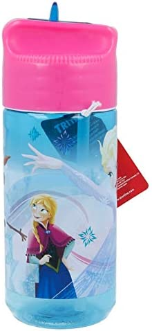 Stor Botella TRITAN HIDRO 430 ML | Frozen Iridescent Aqua