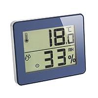 Digitales Thermometer-Hygrometer Ultra-Flat Raumklimakontrolle TFA 30.5027