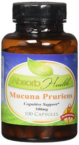 Absorb Health Mucuna Pruriens Capsules
