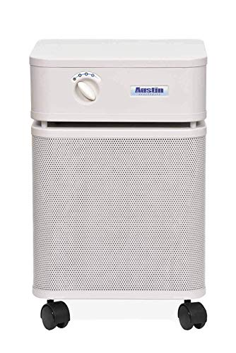 Healthmate HM-400 HEPA Air Filter Purifier (Sandstone) (White)