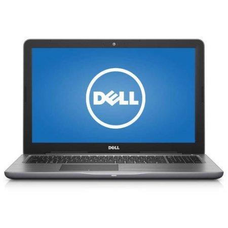 Dell Inspiron 5000 Premium 15.6 inch HD Laptop PC (AMD A9-9400 Dual-Core, 8GB DDR4, 256GB SSD, DVD RW, Bluetooth 4.0, HDMI, WIFI, Windows 10 Home) (Grey)