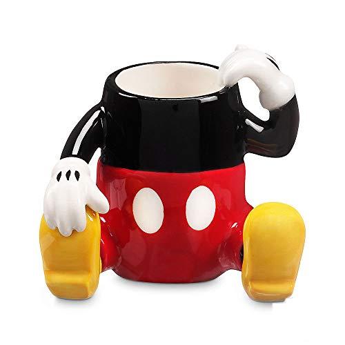 Disney Parks Mickey Mouse Figurine Ceramic Toothpick Holder NEW (Disney Ceramic Figurine)