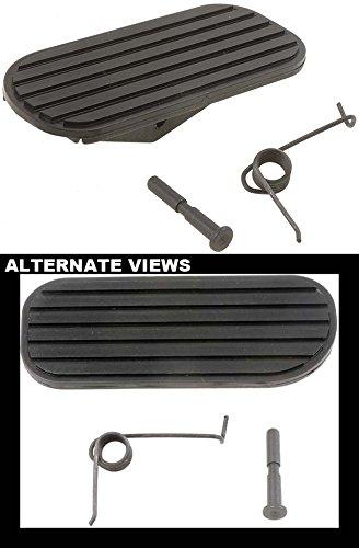APDTY 31871 Accelerator Pedal Pad Kit