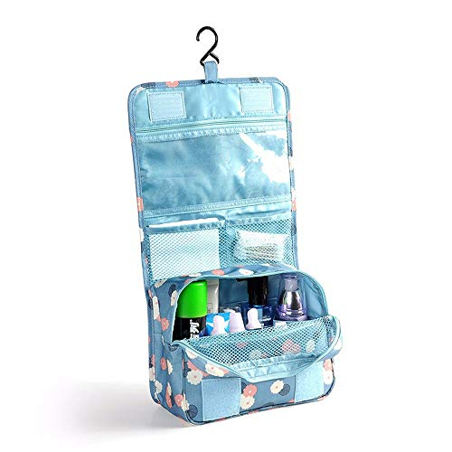Yu2d  Pockettrip Hanging Toiletry Kit Clear Travel Bag Cosmetic Carry Case Toiletry -