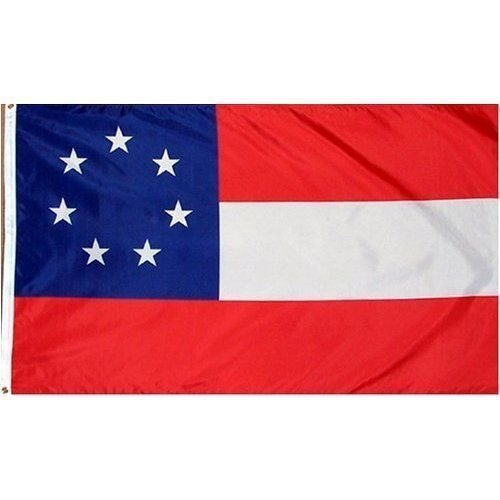 AllFlags ShopForAllYou Decor Flags 3x5 CSA Southern States Stars and Bars 7 Flag First National Flag House Banner
