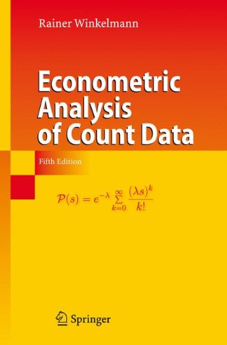 Download Econometric Analysis of Count Data ebook