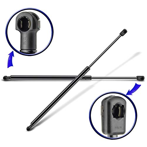 Set of 2 Lift Supports Shock Struts Gas Springs for Nissan Pathfinder 1999-2004 Infiniti QX4 1999-2003 Tailgate Rear Hatch ()