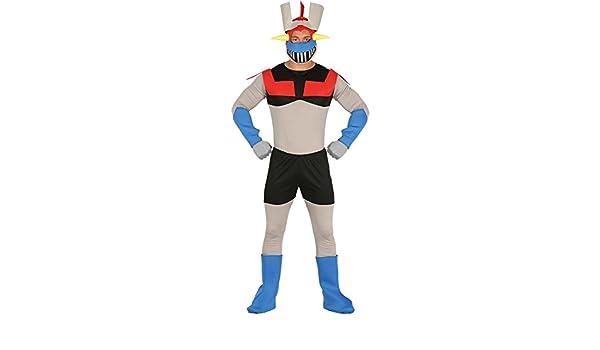 Disfraz de Mazinger Z para adulto: Amazon.es: Juguetes y juegos
