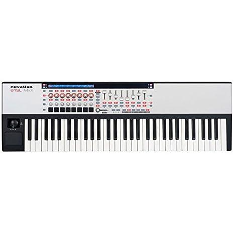 Novation 61SL MkII - Teclado MIDI