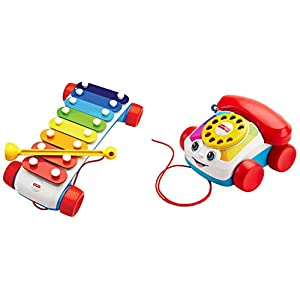Fisher-Price Original Classic Xylophone, Colour...
