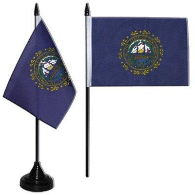 Digni USA New Hampshire Table Flag 4 x 6 inch