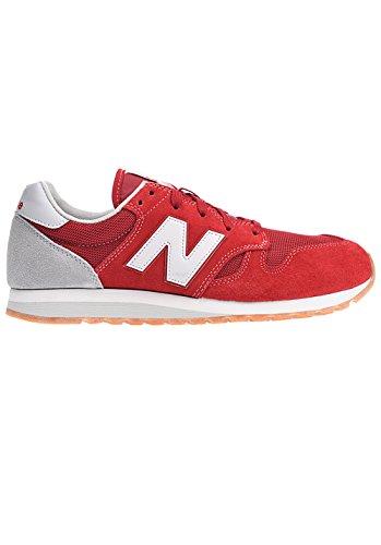 Ny Balance Unisex-voksen U520v1 Sneaker Rød pEdtkJW