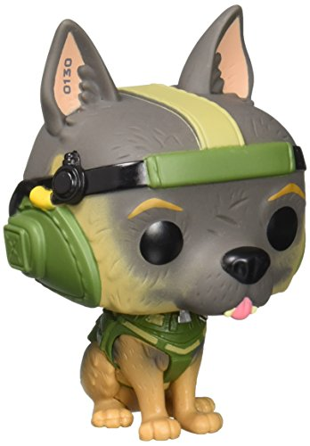 Funko- Riley Figura de Vinilo, coleccion de Pop, seria Call of Duty (11853)