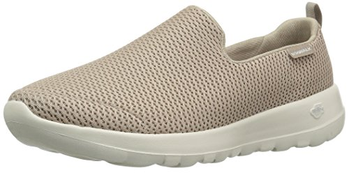 Skechers Performance Women's Go Joy Walking Shoe,taupe,8.5 W US