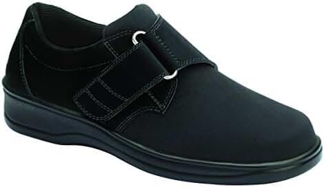 Orthofeet Wichita Women's Comfort Stretchable Orthopedic Orthotic Diabetic Velcro Shoes