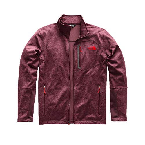Tall Fleece Zip Full (The North Face Men's Canyonlands Full Zip Fig Heather X-Large)