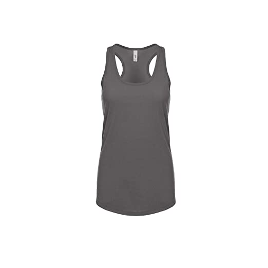 e14128233c14 Next Level Womens/Ladies Ideal Racer Back Tank Top at Amazon Women's ...