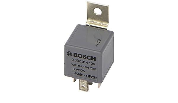 0 332 014 125 Bosch RELAY