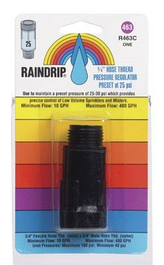 soaker hose pressure regulator - 3