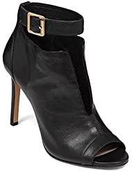 Vince Camuto Womens Kalisi Ankle-High Leather Pump