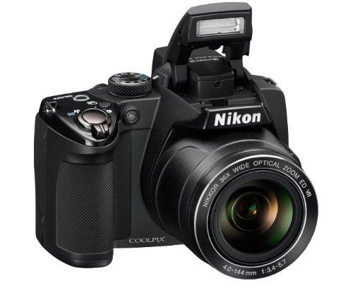 amazon com nikon coolpix p500 12 1 cmos digital camera with 36x rh amazon com Nikon Coolpix P500 Digital Camera Nikon Coolpix P500 Battery