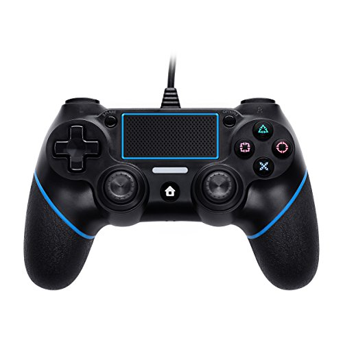 LREGO Wired Controller Wired Gamepad for PlayStation 4 & Playstation 3
