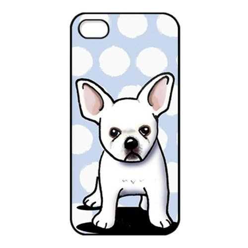 Bulldog Puppy Dog cute Phone Case [Customizable by Buyers] [Create Your Own Phone Case] Slim Fitted Hard Protector Cover for iphone 5 Case,iphone 5S