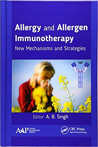Buy Allergy and Allergen Immunotherapy: New Mechanisms and