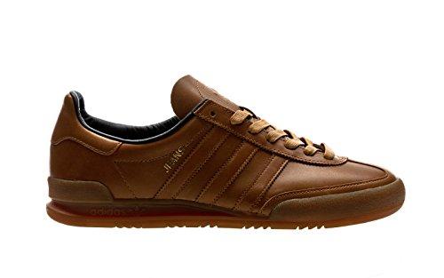 Adidas Originals Jeans MKII Zapatillas de Running para Hombre, Mesa-Mesa-Core Black, 4.5 D(M) US