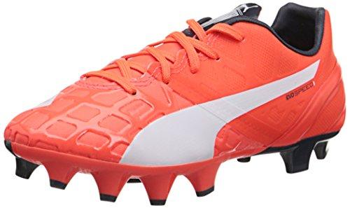 Puma EvoSPEED 1.4 FG JR Soccer Cleats Sintetico Scarpe ginnastica